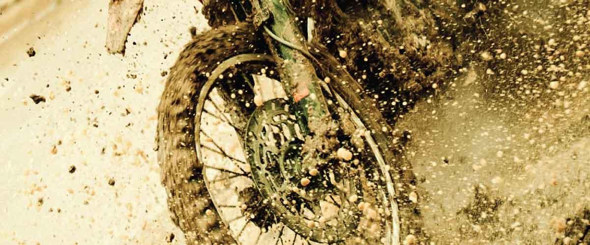 Gravel Wheel 3