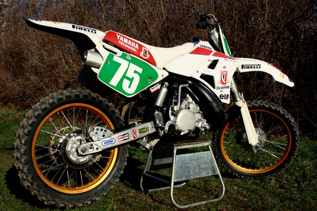 1991 YZ 250 Chesterfield Kit