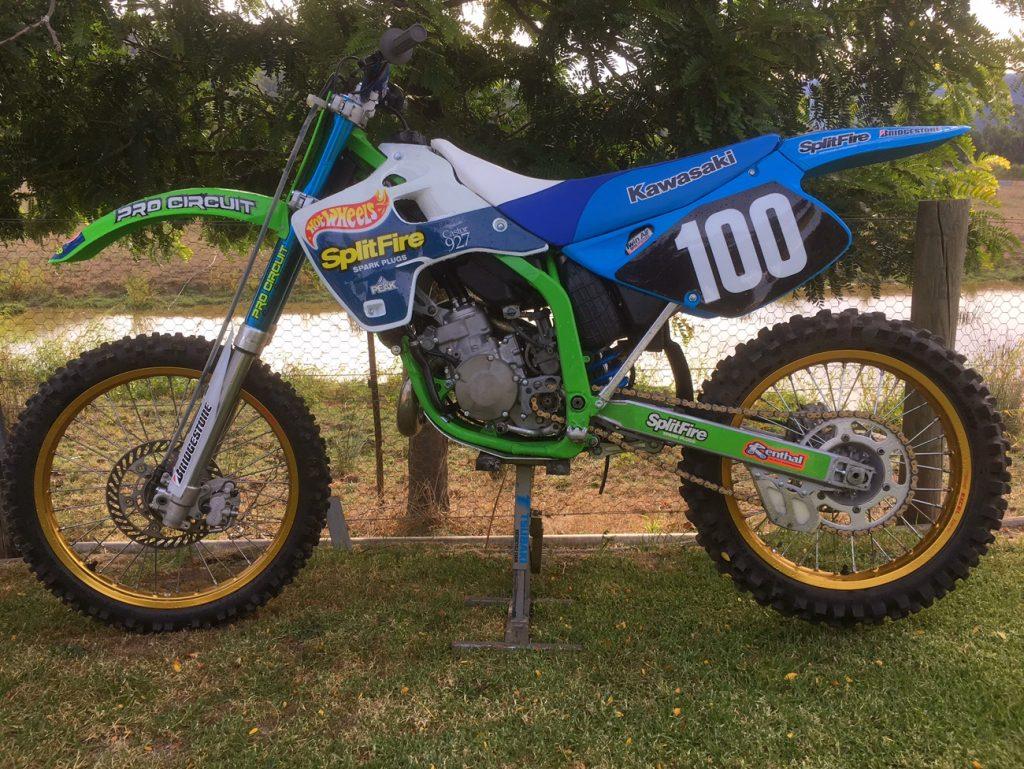 Steve Micheli's '93 KX 125